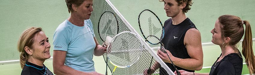 Badmintonsnak